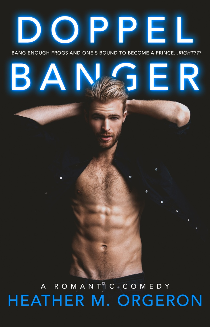 Doppelbanger Ebook Cover (1)