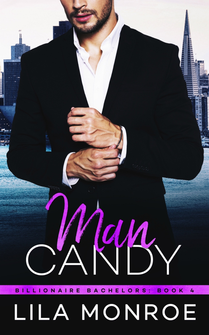 Man Candy Ebook Cover