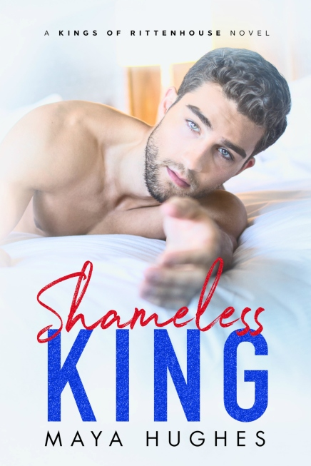 Shameless King Ebook Cover