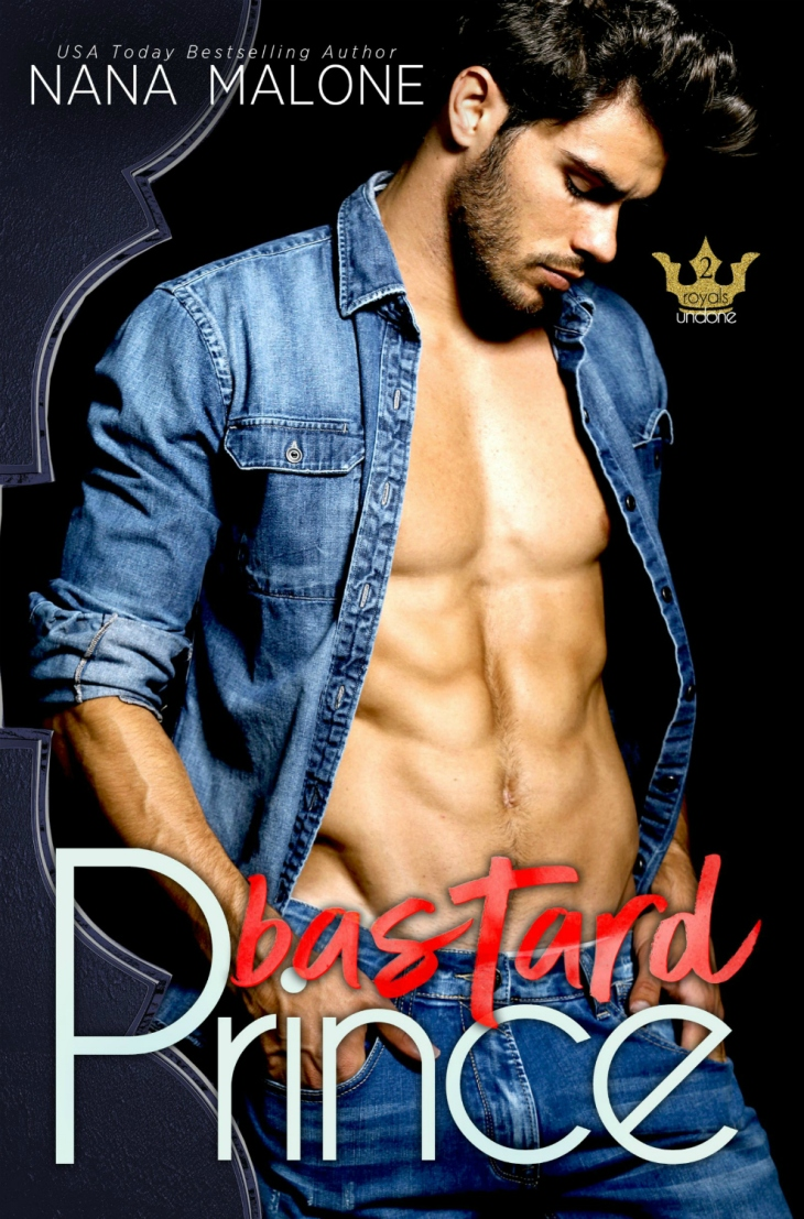 Bastard Prince Ebook Cover