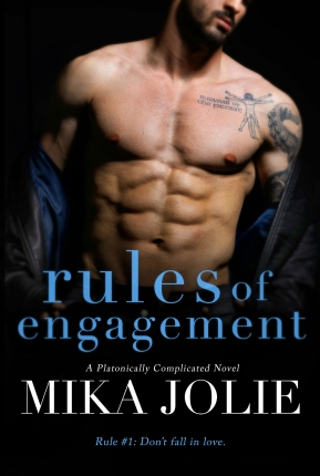 Rules of Engagement Ebook Cover